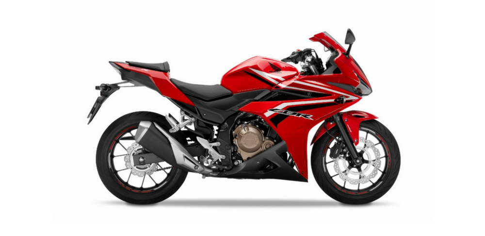 CBR500R ABS at City Honda