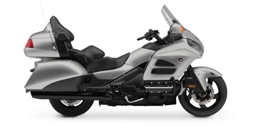 Goldwing GL1800 at City Honda