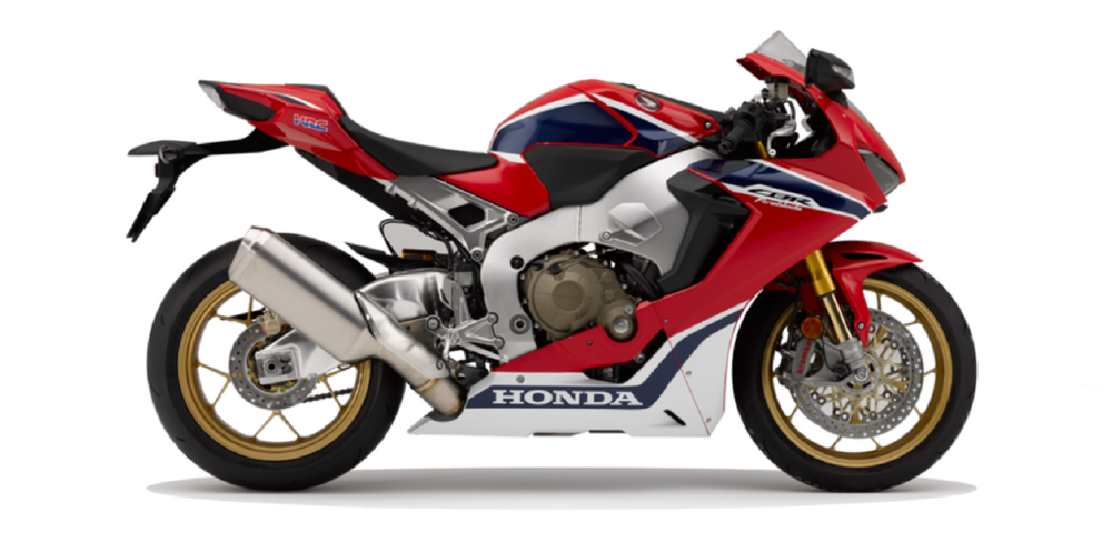 CBR1000RR SP1 Fireblade at City Honda