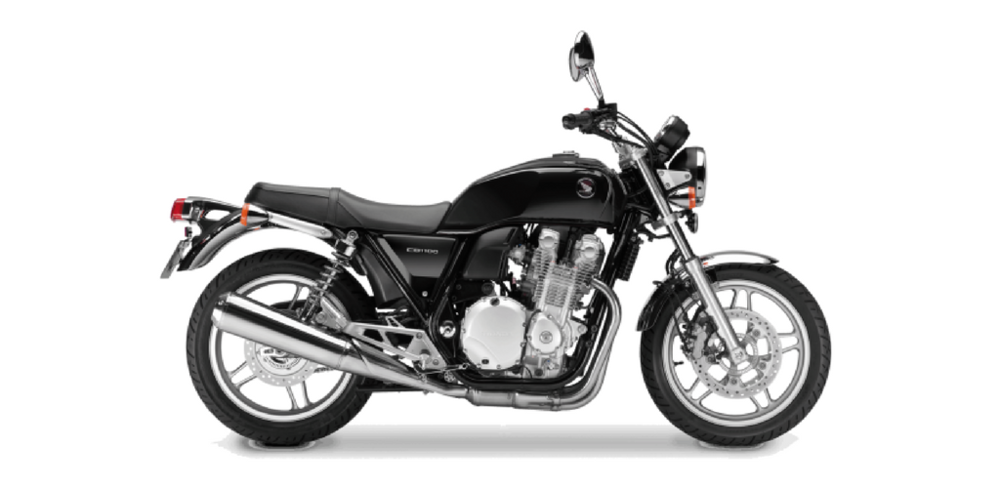 CB1100 at City Honda