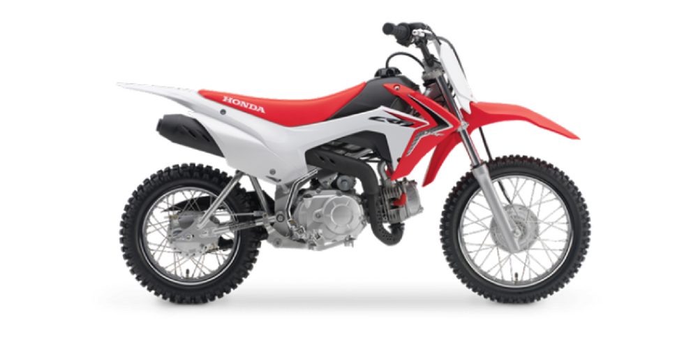 CRF110F at City Honda