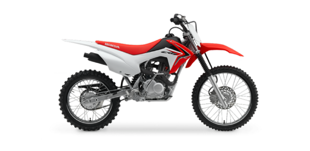 CRF125F at City Honda