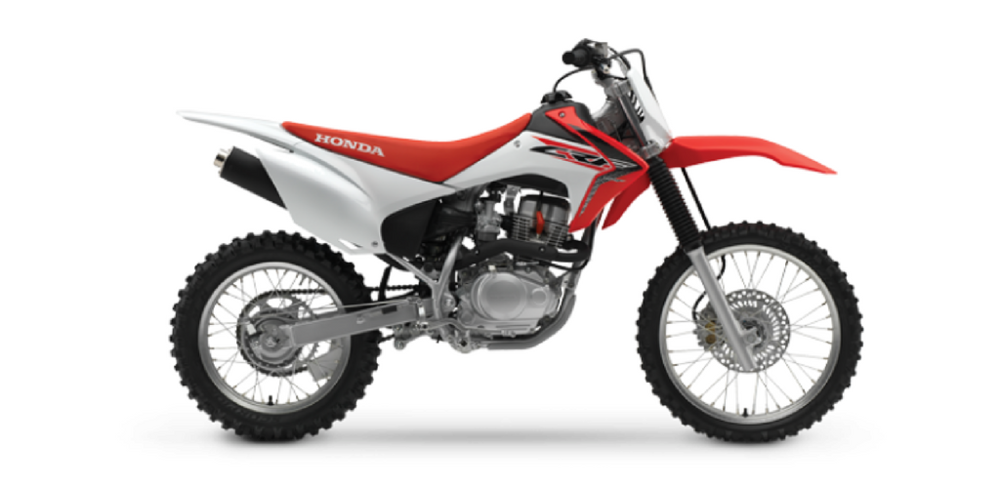 CRF150F at City Honda