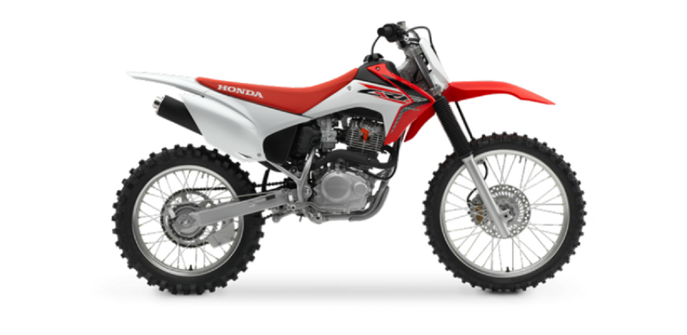CRF230F at City Honda