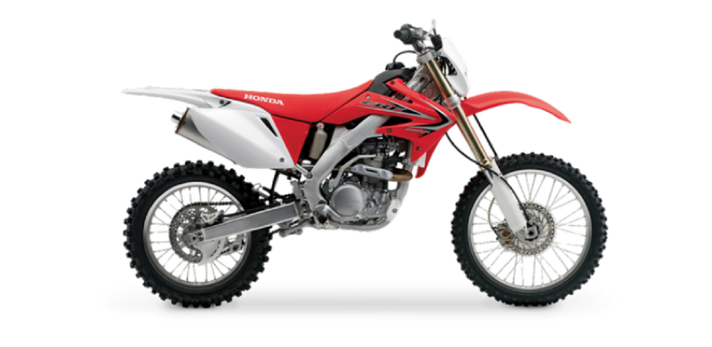 CRF250X at City Honda