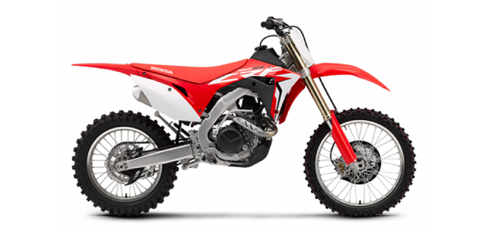 2017 CRF450RX at City Honda