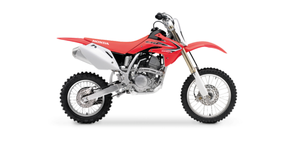 CRF150R at City Honda.png