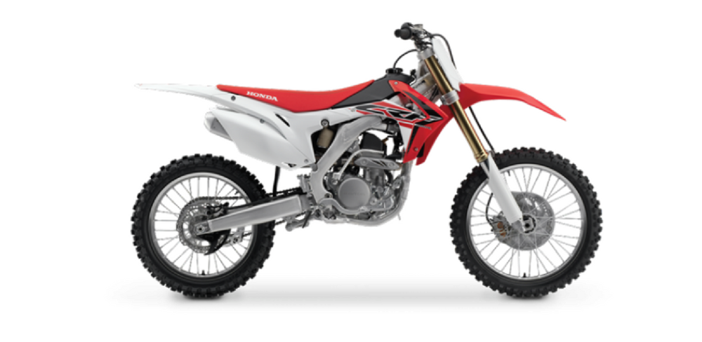 CRF250R at City Honda.png