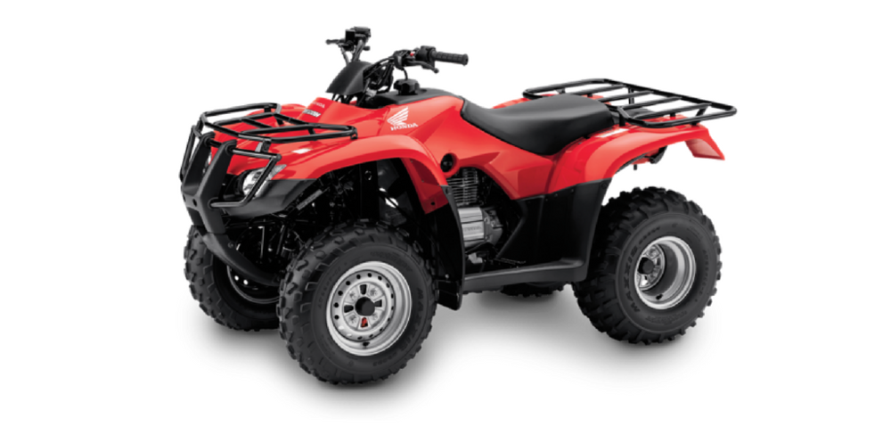 TRX250TM at City Honda