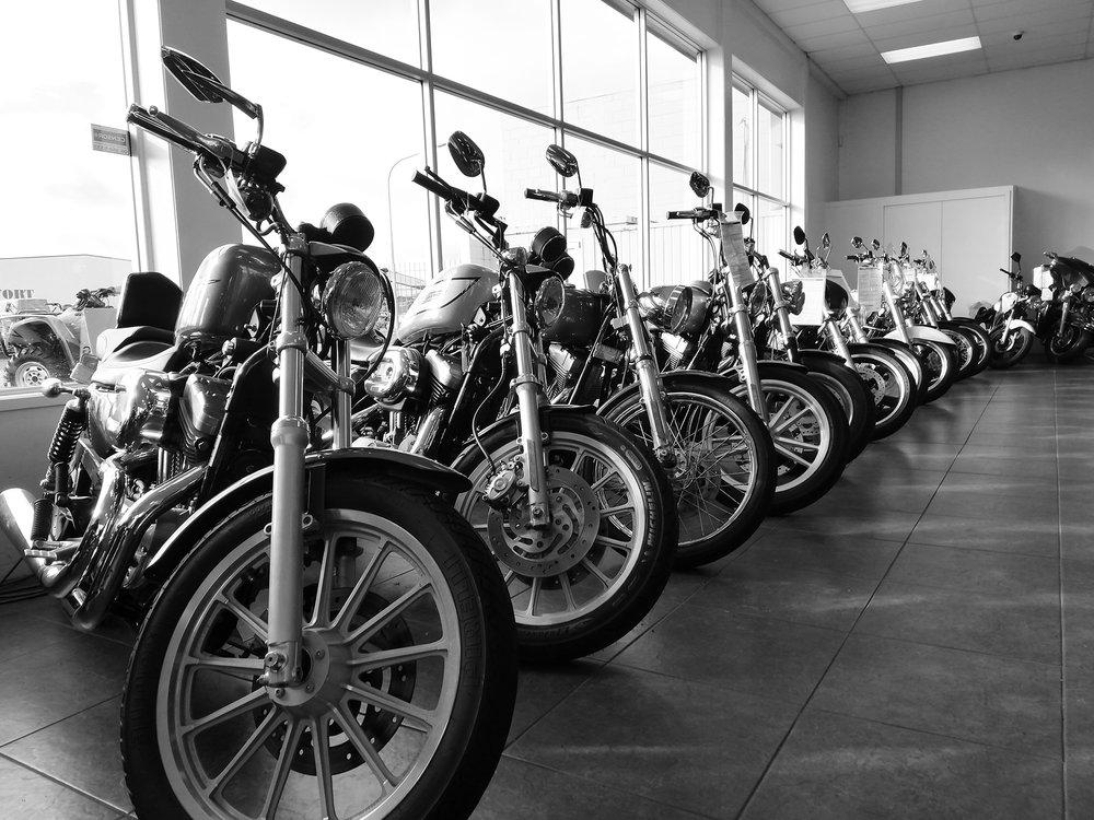 Harleys at City Honda.jpg