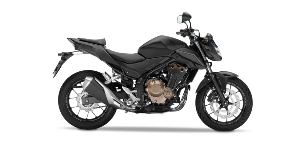 CB500F - See the Full SpecificationsArrange a Demo →