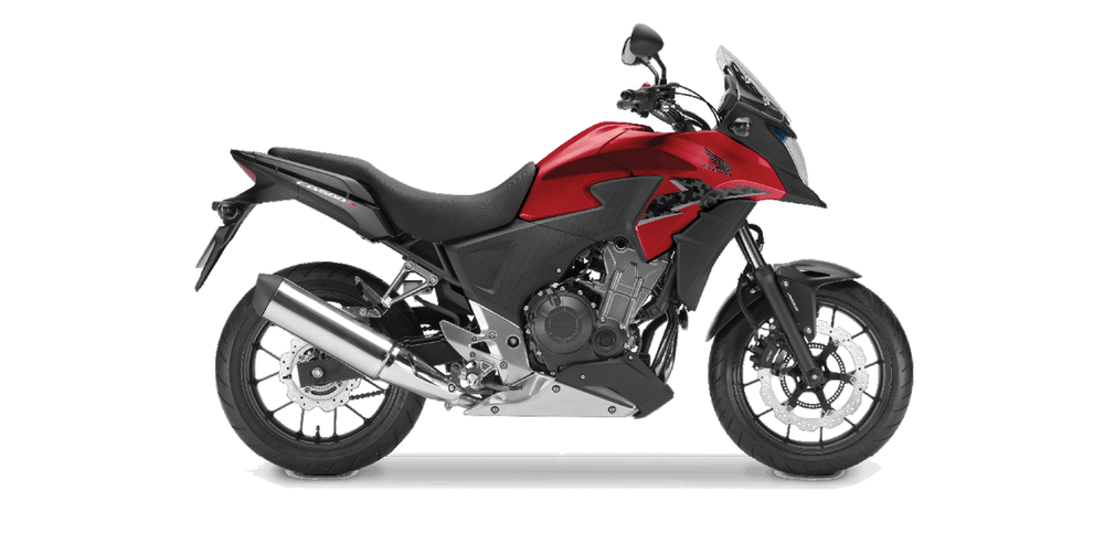 CB500X - See the Full SpecificationsArrange a Demo →