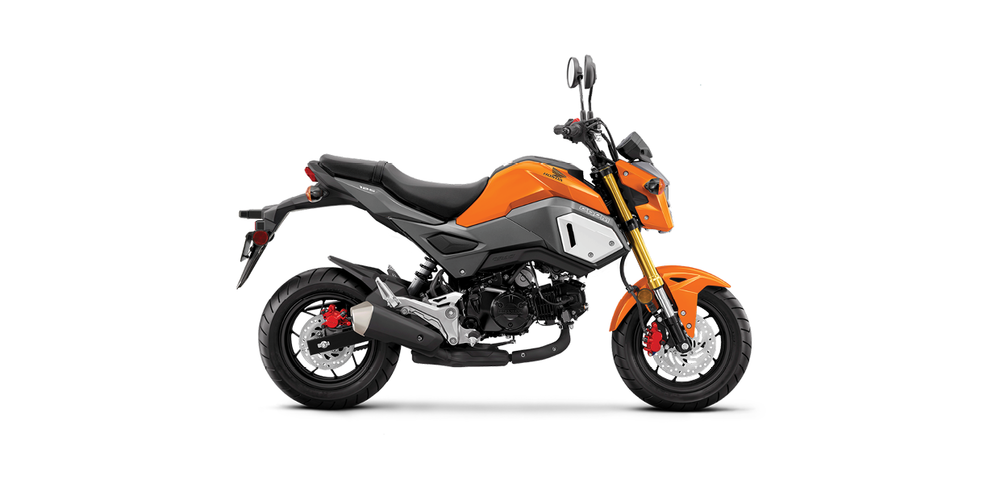 MSX125 Grom - See the Full SpecificationsArrange a Demo →