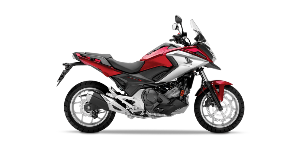 NC750X - See the Full SpecificationsArrange a Demo →