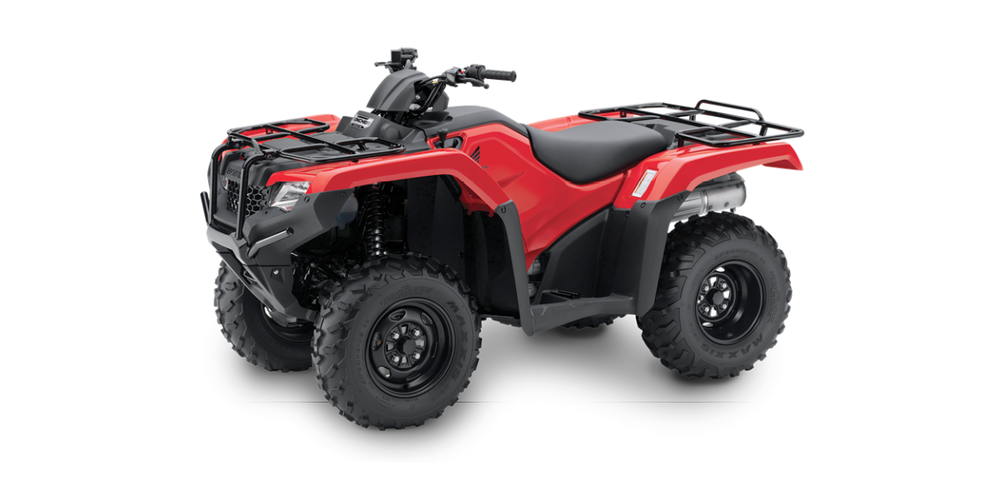 TRX420 FM2 - 420cc, Four-Wheel Drive, Manual, Power-SteeringSee the Full SpecificationsArrange a Demo →