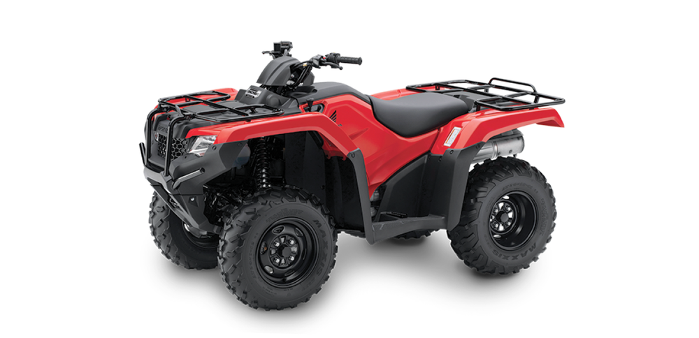 TRX420 FA2 - 420cc, Four-Wheel Drive, Automatic DCT, Power-SteeringSee the Full SpecificationsArrange a Demo →