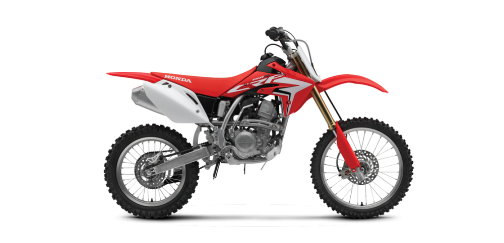 CRF150RB - See the Full SpecificationsArrange a Demo →