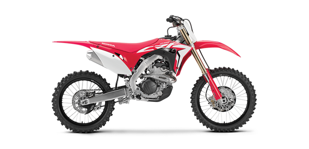 CRF250R - See the Full SpecificationsArrange a Demo →