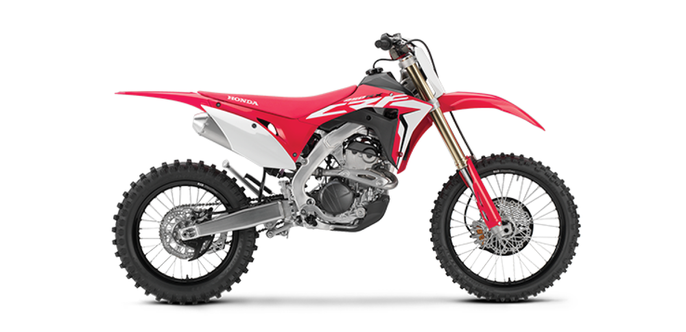 CRF250RX - See the Full SpecificationsArrange a Demo →