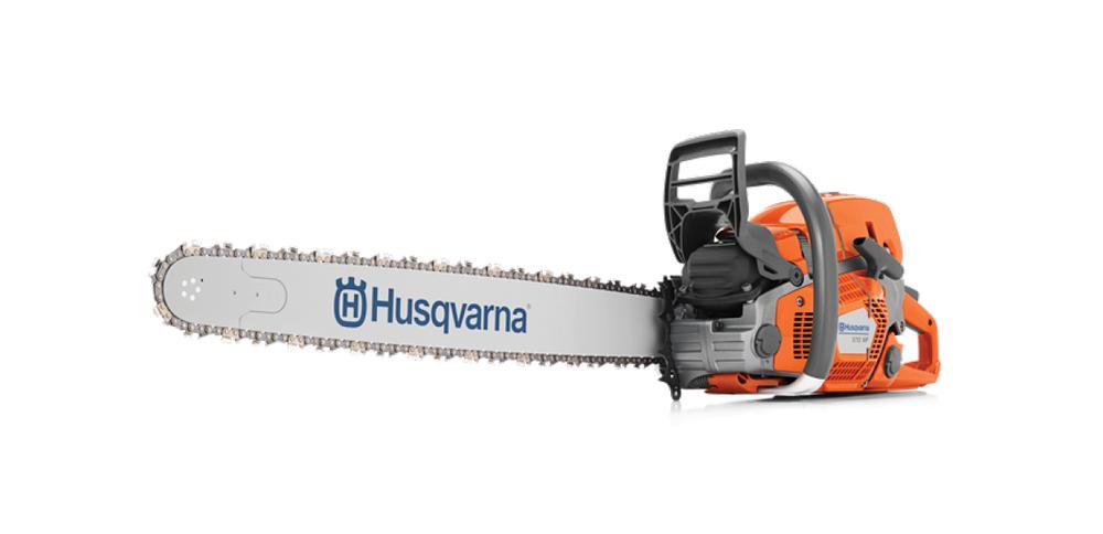Chainsaws - See the Range at Husqvarna →
