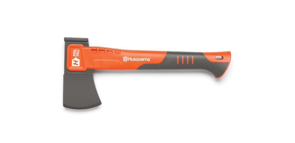Axes & Forest Tools - See the Range at Husqvarna →