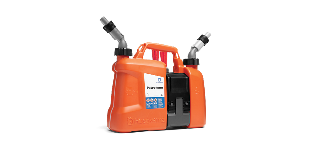 Lubricants, Fuel and Filling Equipment - See the Range at Husqvarna →