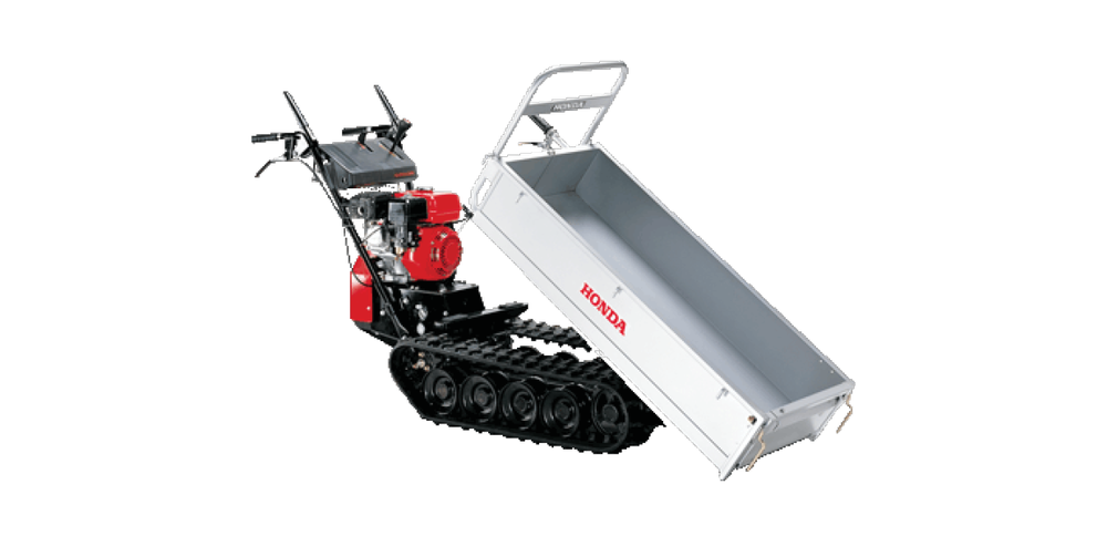 Power Carriers - See the Range at Honda Power Equipment NZ →