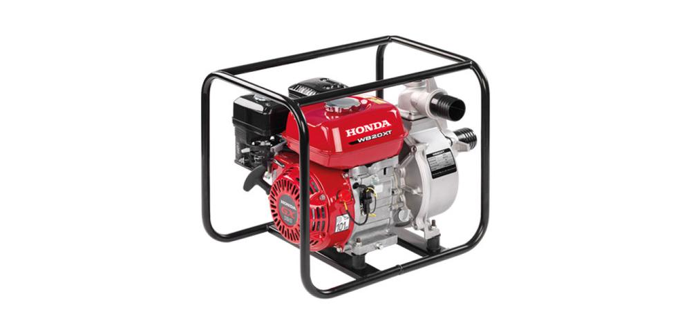 Medium Duty Pumps - See the Range at Honda Power Equipment NZ →