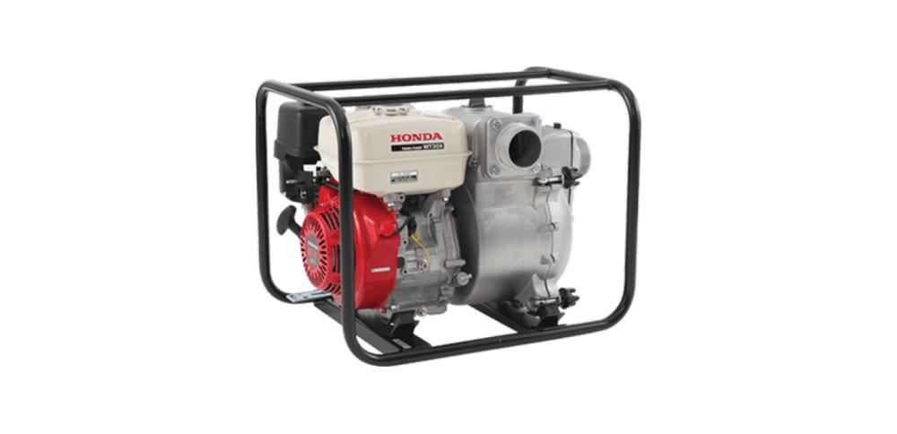 Trash Pumps - See the Range at Honda Power Equipment NZ →