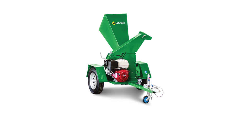 C13 (Road Trailer) - See this chipper at Hansa Chippers New Zealand→