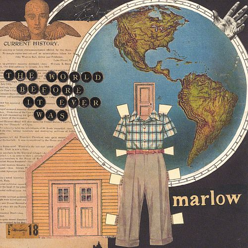the world before it ever was  - By Marlow