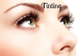 Eyelash and Eyebrow Tinting