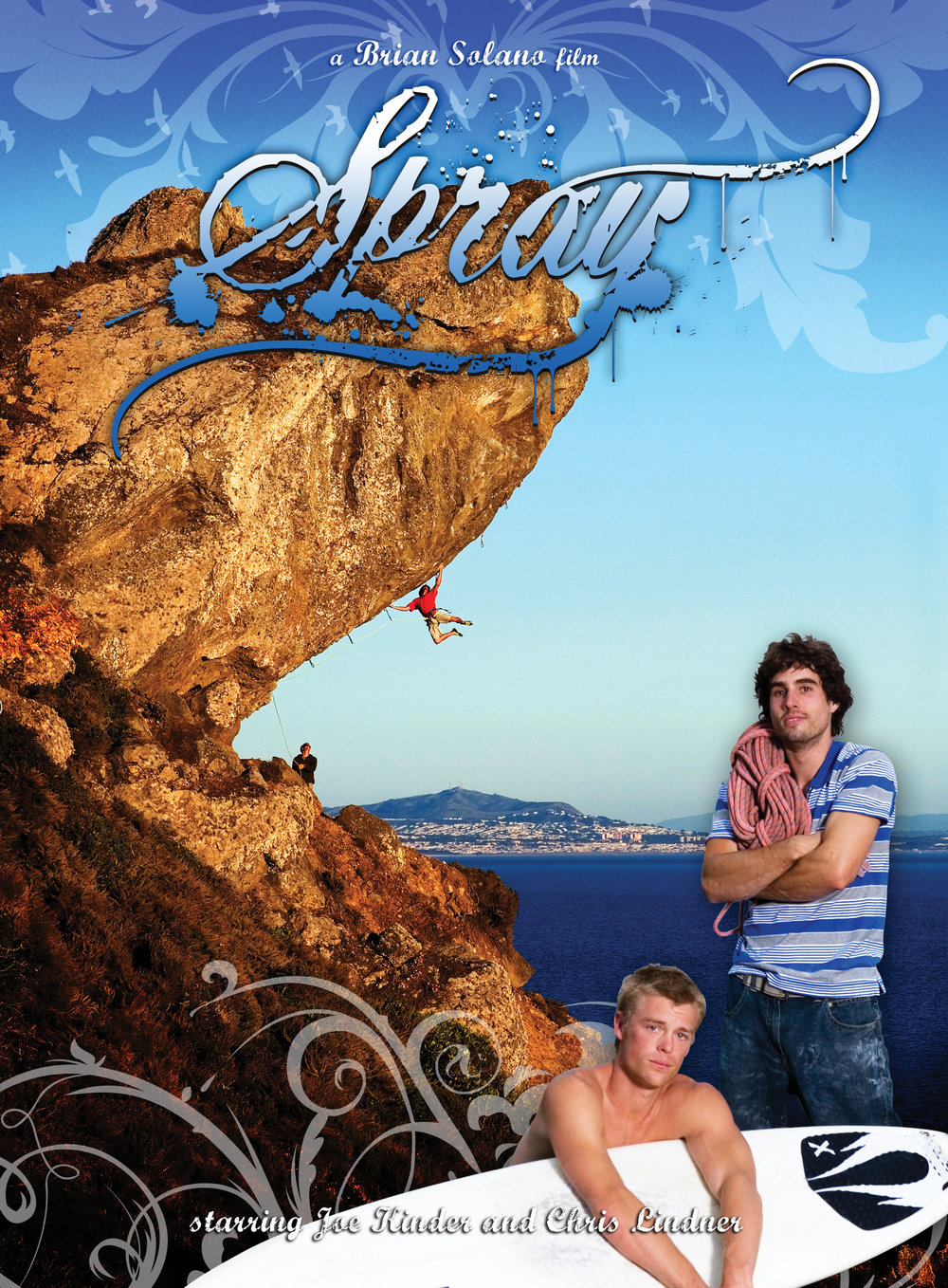 Spray DVD Cover