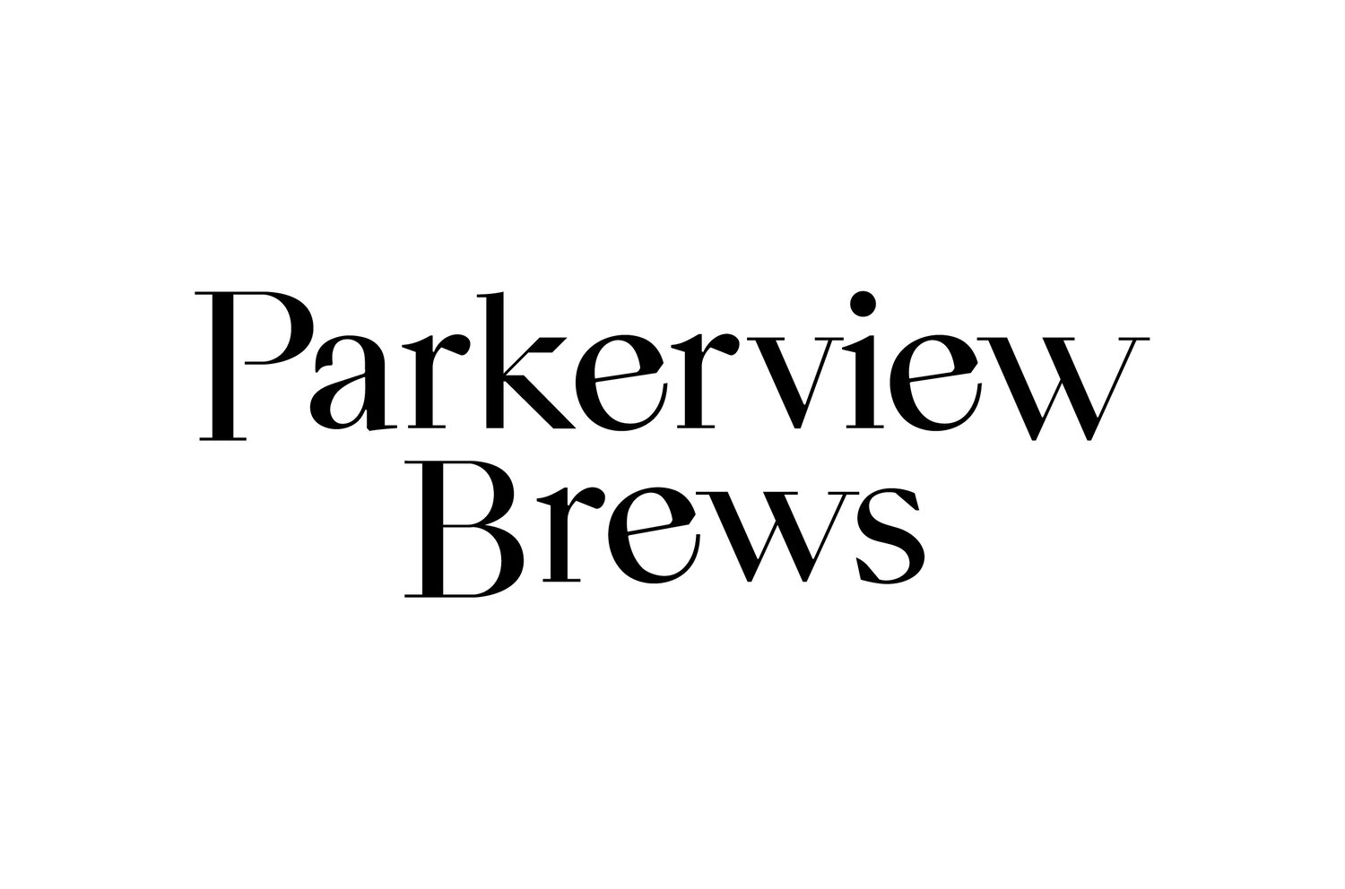 Parkerview Brews