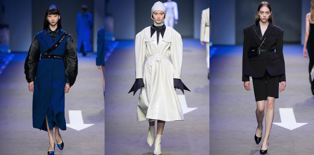 I Love Pretty is an independent brand created by designer Yang Juan. We were so close to not including this brand in our Top 5 because we couldn't find their Instagram, but hello, look at that white dress coat.