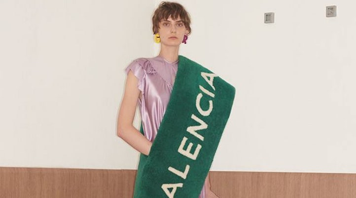Balenciaga Resort 2018