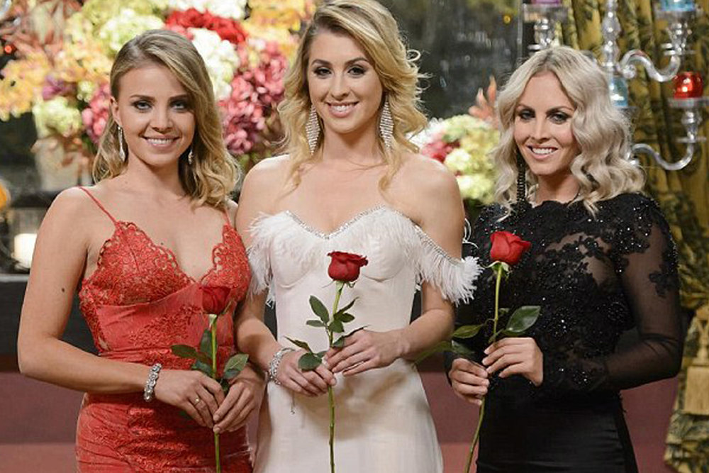 Richie's Bachelor season left him with three look-a-like blondes in the top three