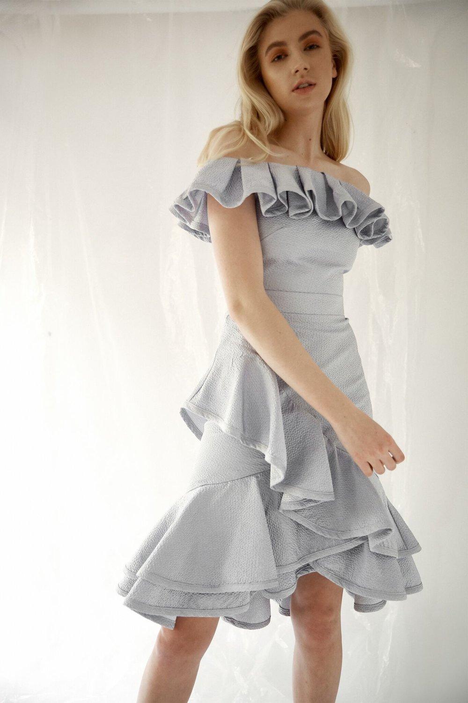 Dress: Nicola Finetti -