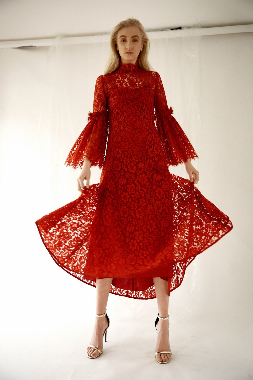 Dress: Camilla & Marc -