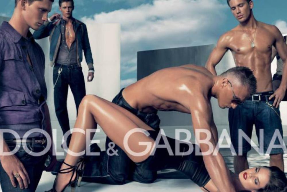 Image credit: Dolce and Gabbana