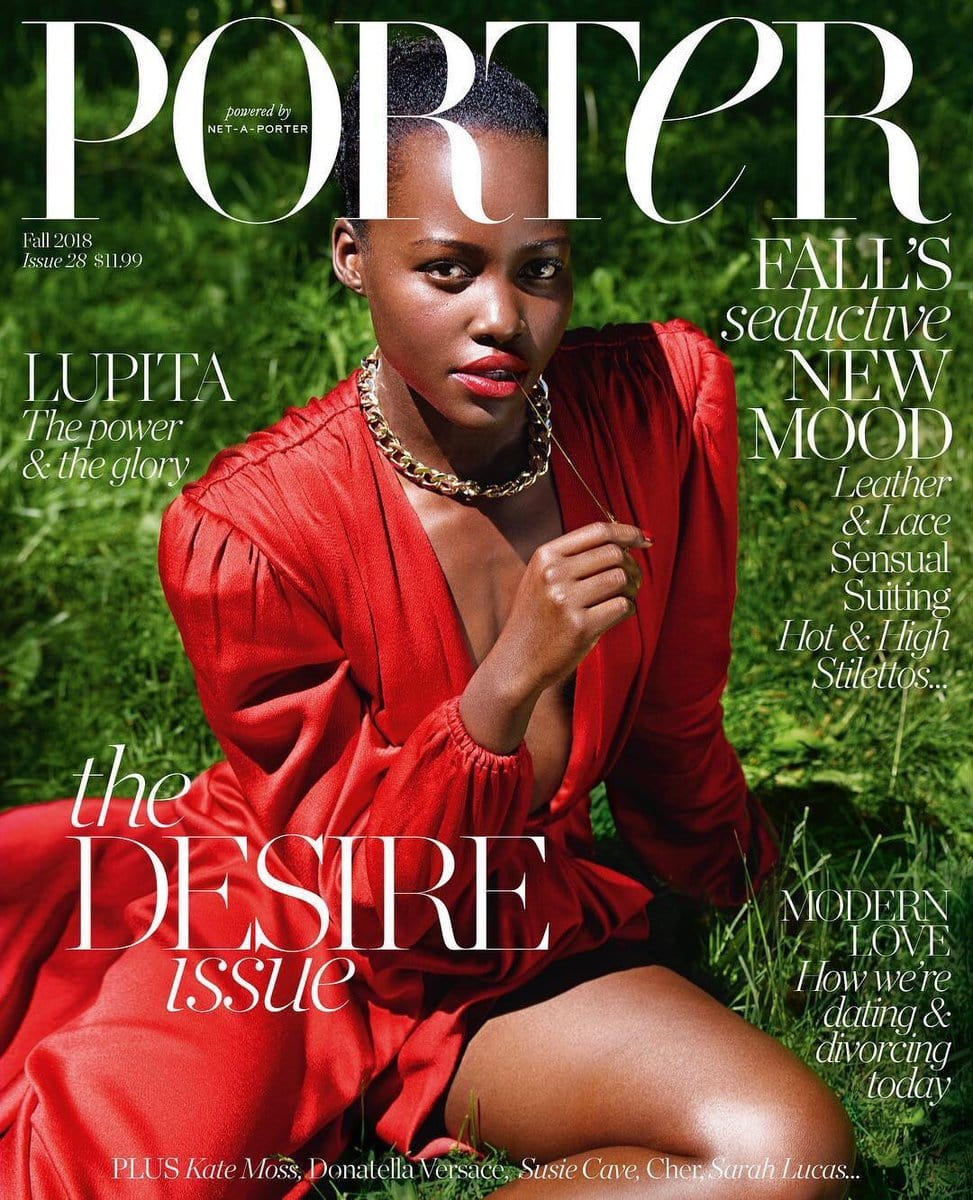 Porter Magazine, September 2018