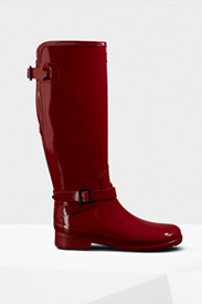 Hunter Gloss Wellington Boots
