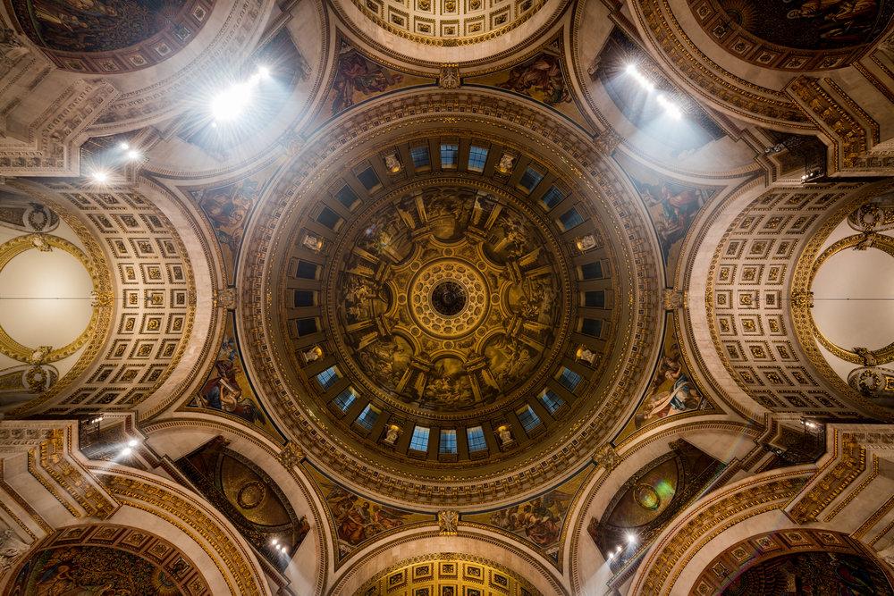 Breathtaking Ceiling