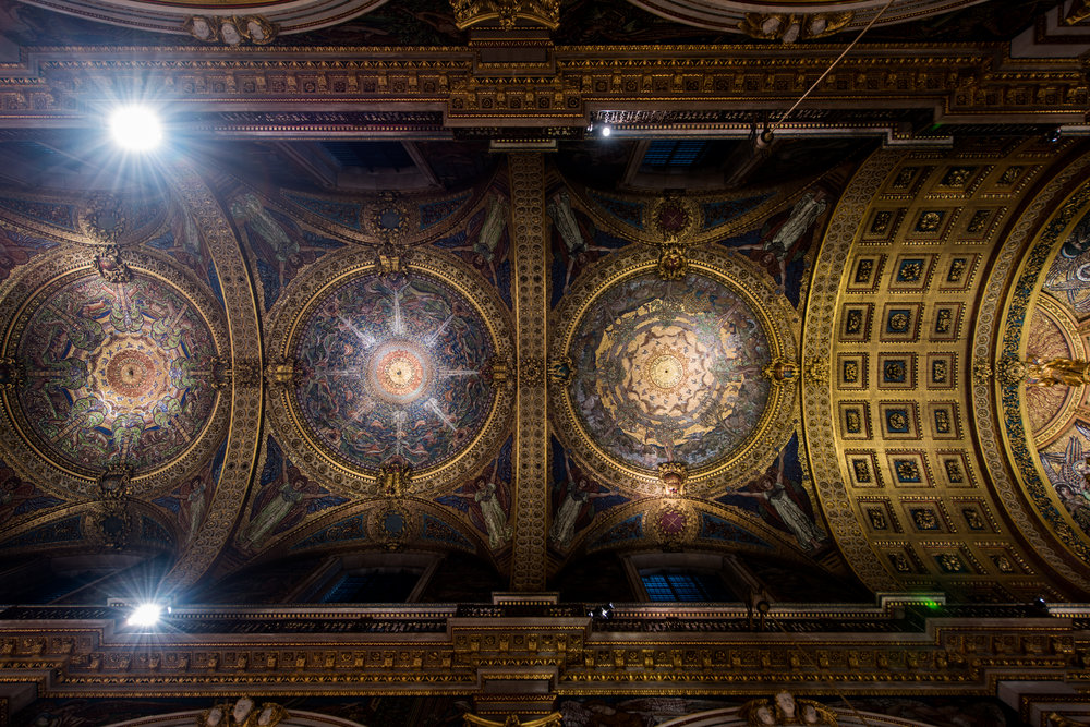 The Quire Ceiling