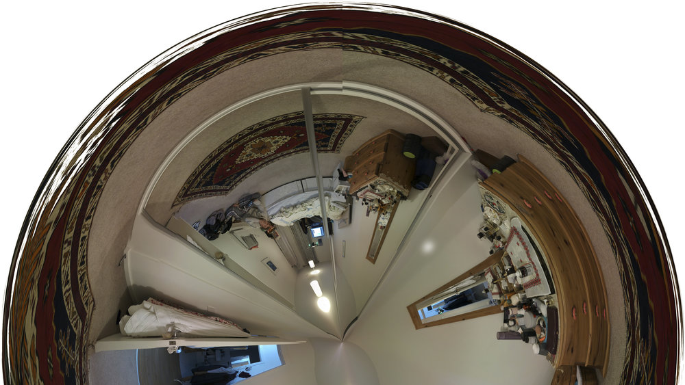 This is only half of the little planet pano, sadly Squarespace throws a wobbly with the whole thing.