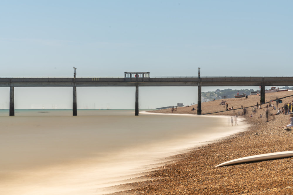 I think there's an epic pano of the pier here that I haven't done yet. Next time.  70-200 f4 at 200mm, f13, iso 50, 30 secs
