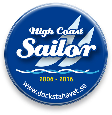 High Coast Sailor, Docksta Havet Base Camp logo