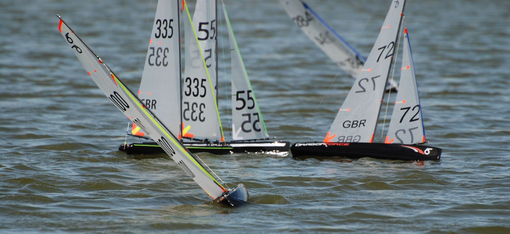 Dragon Force 65 racing | Photo courtesy and copyright © Alan Bevan