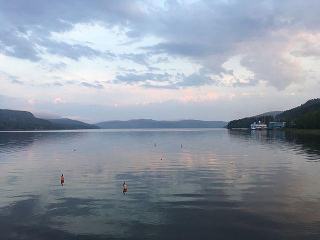 Gott Natt! 💤💤💤 Dockstafjärden #fromthepier #magicdocksta #outdoors #seaview #seaside #HögaKusten #HighCoast #Docksta #DockstaHavet #gästhamn #safemooring #sailingpassion #balticsea #Skuleberget #nature #sailing #segling #båtliv #boating #cruising 🌬 __/)___ #HighCoastSailor