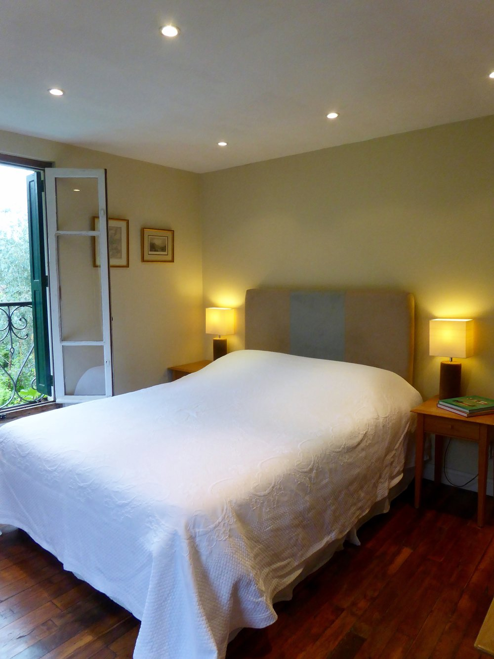 The Pastou Suite, double room